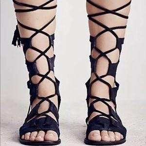 Free People Shoes - Free People Gladiators Sandals